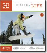Healthy Life<br />Winter 2012