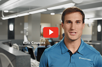 Boven Birth Center With Kirk Cousins